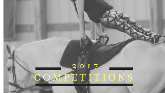 2017 Competitions