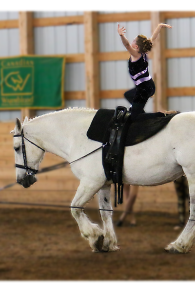 What Is Equestrian Vaulting